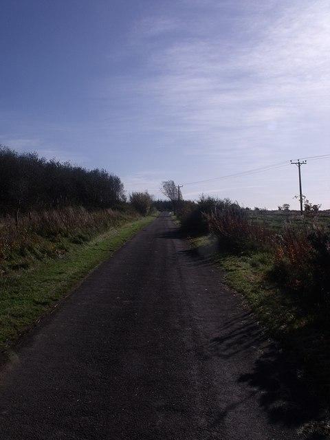 Towards Hulks Road