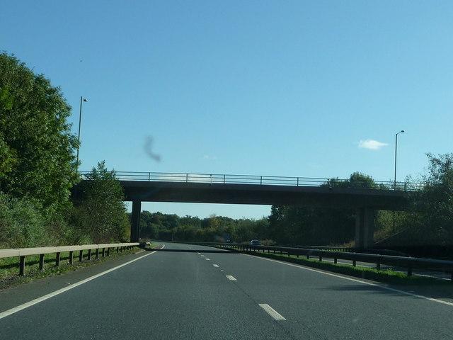 Tiverton : The North Devon Link Road, A361 & B3391 Bridge