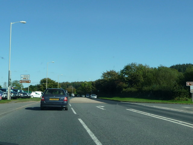 East Devon : The A35