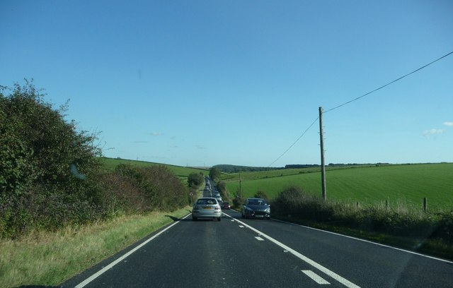 West Dorset : The A35
