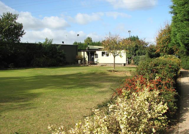 Caldecott Hall - Reception and golf shop
