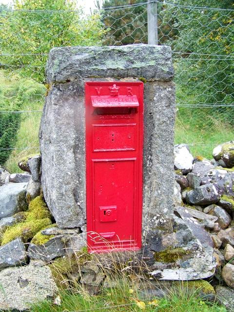Postbox, Inverey