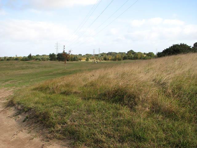 Caldecott Hall - golf course