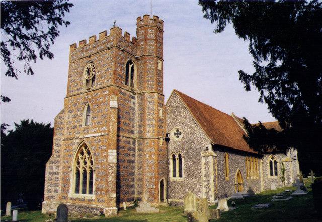 St Andrew, Bradfield