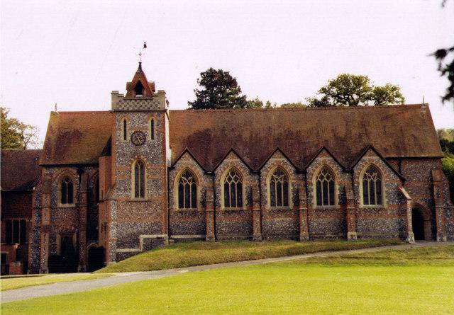 Bradfield College Chapel
