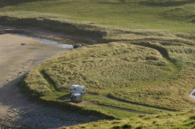 Norwick dunes