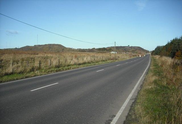 Shotts Road