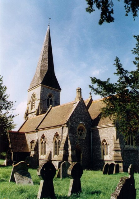 St Peter, Brimpton