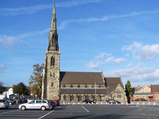 SS Joseph & Etheldreda Catholic Church, Rugeley