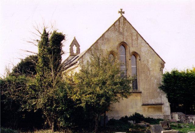 Former Church of the Holy Trinity, Buckhold