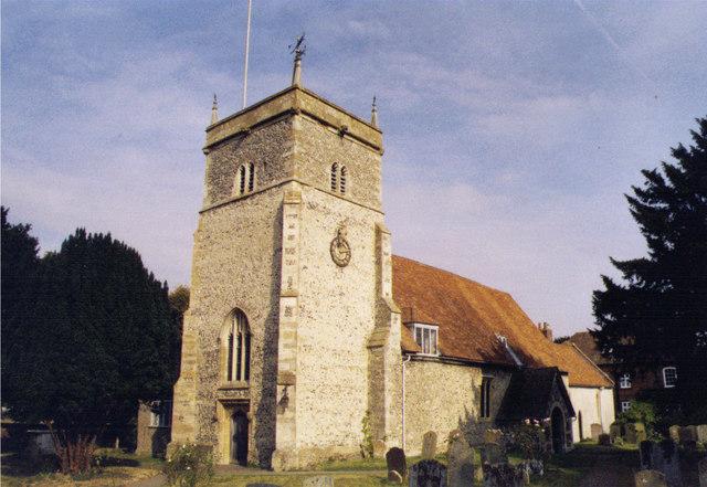 St Mary, Bucklebury