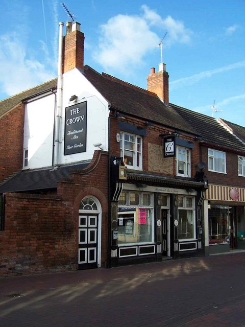 The Crown, Rugeley