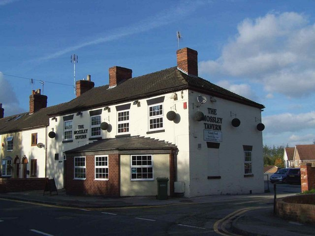 The Mossley Tavern, Rugeley