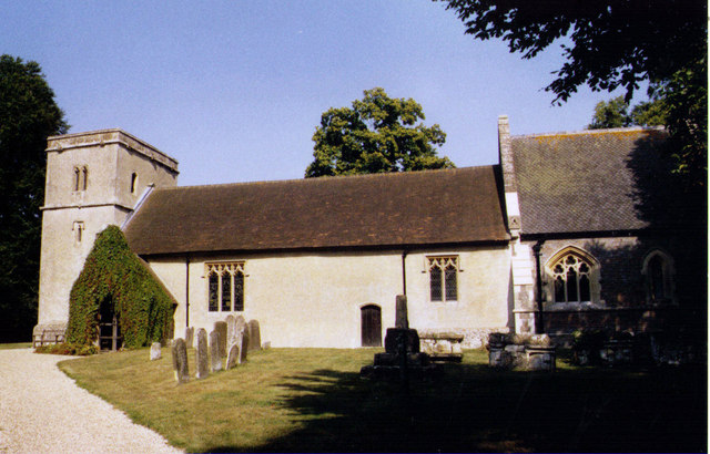 St Andrew, Chaddleworth
