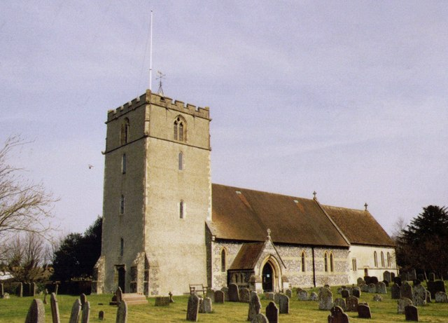 St Mary, Chieveley