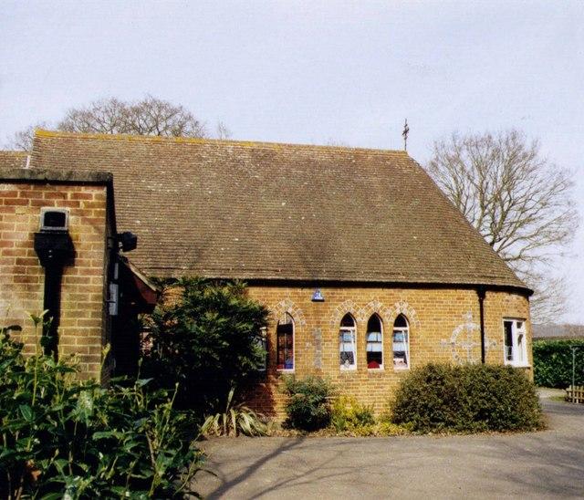 Curridge Chapel & School