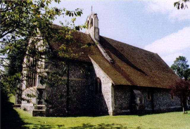 St James, Eastbury
