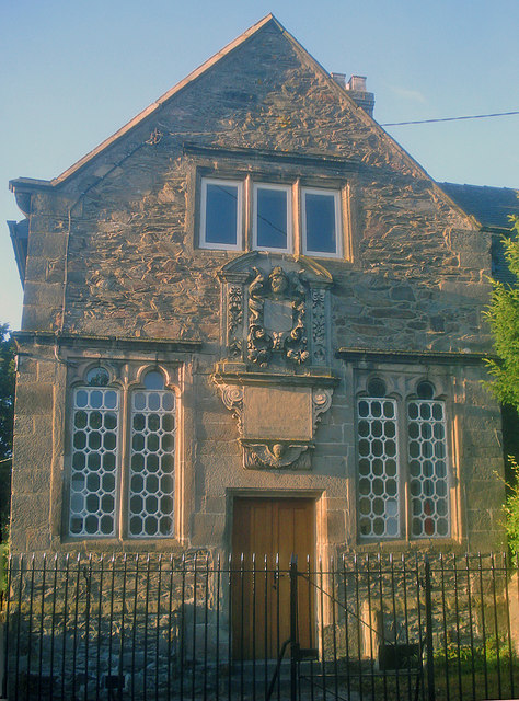 The headmaster's house