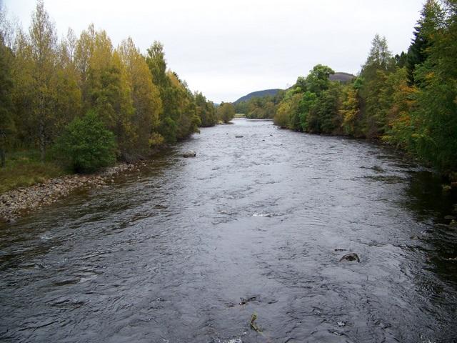 River Dee near Crathie