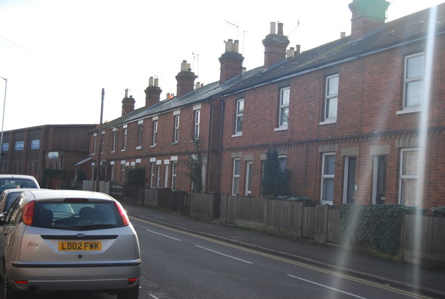 Terraced Houses, Vale Rd