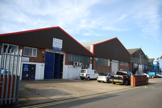 Industrial Units off Morley Rd