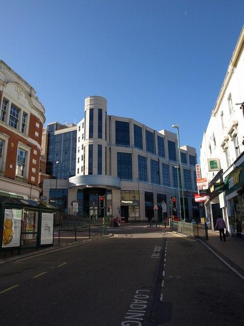 Nova building, Bournemouth