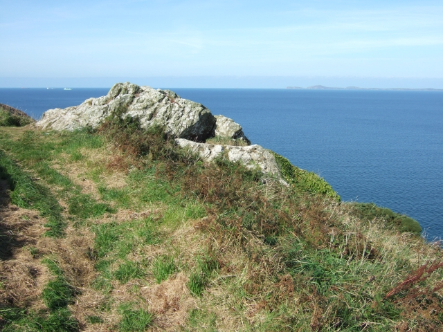 Rock on Tiklas Point