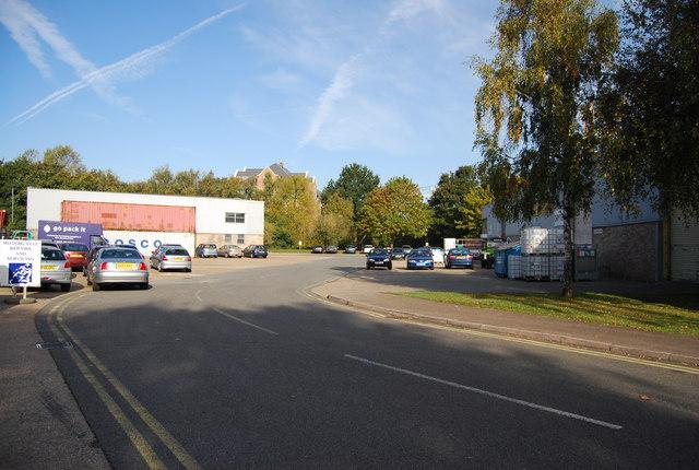 Deakin industrial estate