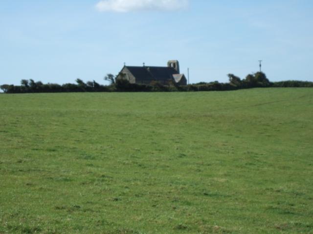 Chapel near Talbenny