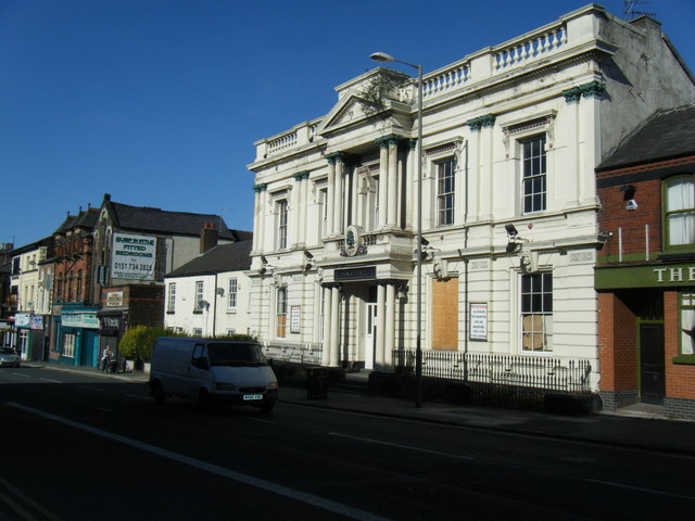 Wavertree Town Hall