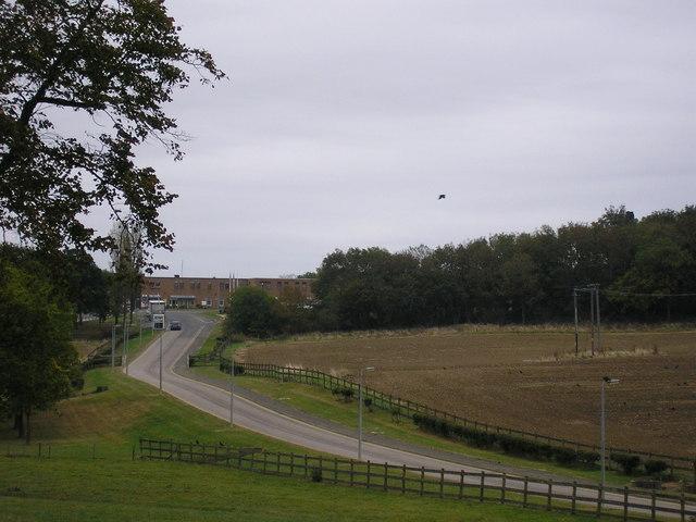 Stocken Hall Road, Stretton