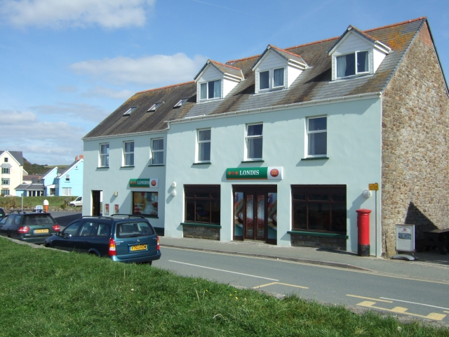 Broad Haven Post Office