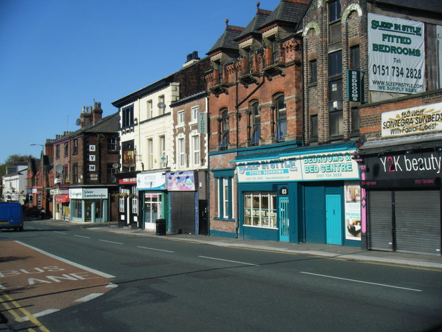 High Street, Wavertree.