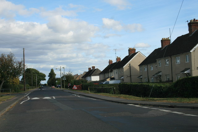 New Road, Bampton