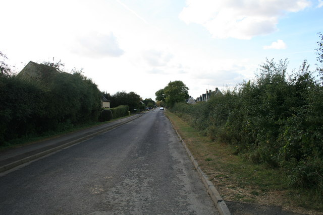 New Road, Bampton