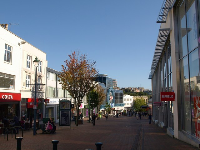 Commercial Road, Bournemouth