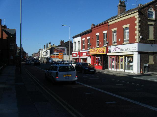 High Street, Wavertree.