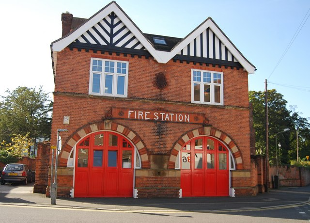 The Old Tonbridge Fire Station