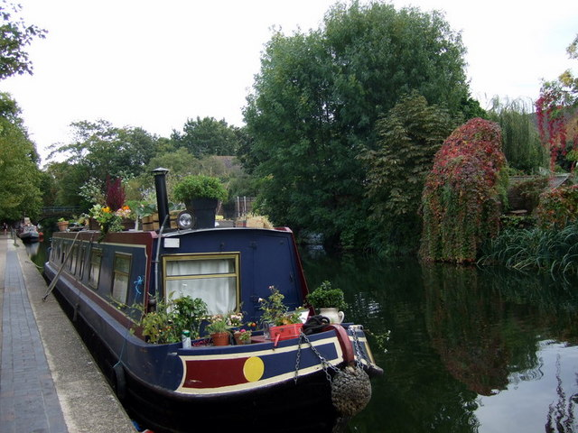 A floating garden