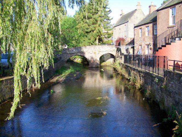 Pack bridge, Alyth