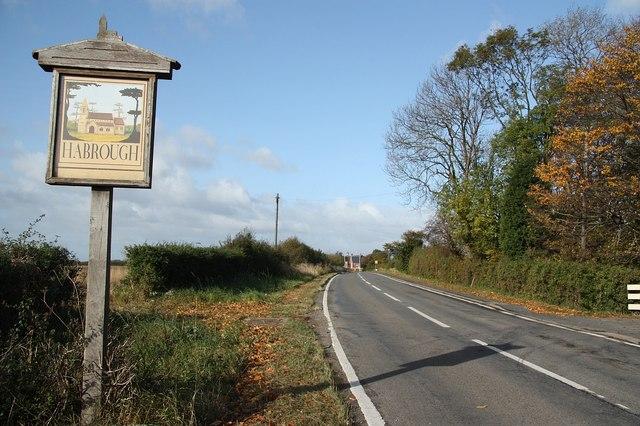 Habrough Road