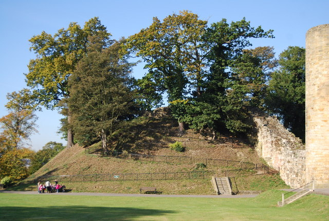 The Motte, Tonbridge Castle