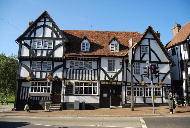 The Chequers Inn, High St