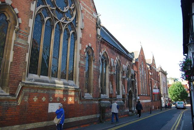 Wesleyan Chapel, East St