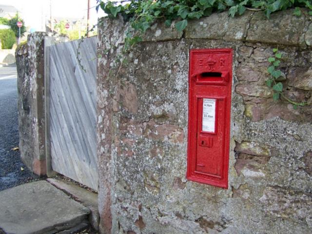 Postbox, Alyth
