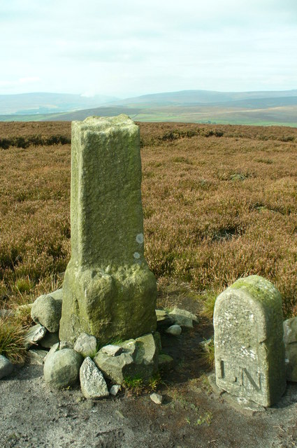 Boundary Stone on Bramberry Hill