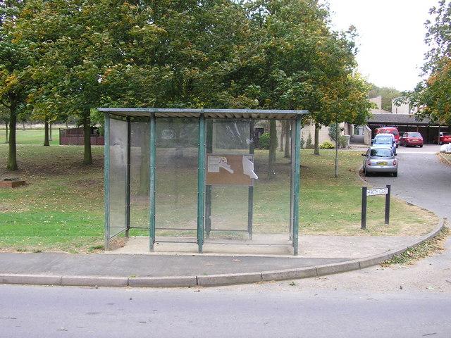 Stocken Bus Shelter, Stocken Hall Road, Stretton