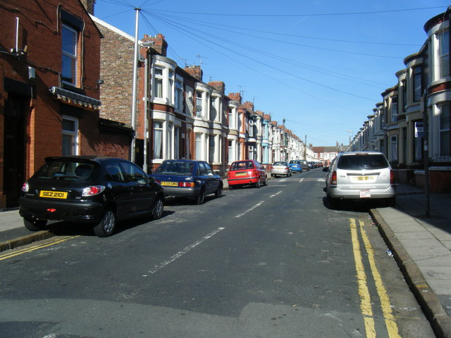 Southdale Road looking north.