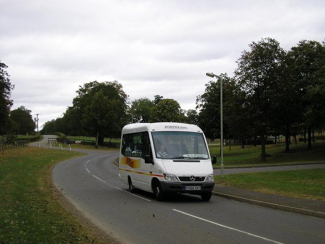 Service 20 to Clipsham