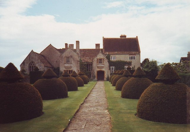 Lytes Cary Manor, Somerset